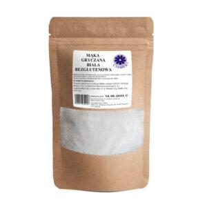 Mąka gryczana biała BEZGLUTENOWA